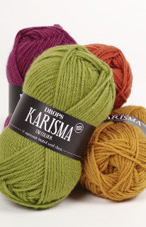 DROPS Karisma - 100% superwash wool - buy from Cotton Pod