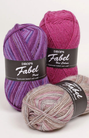 Buy DROPS Fabel at Cotton Pod Ramsbottom Bury UK