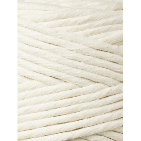 Buy Bobbiny Macrame Cord from Cotton pod UK cream