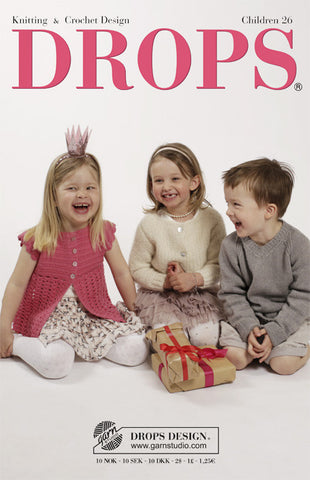 DROPS Design Pattern Catalogue - Children 26