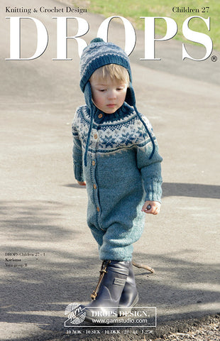 DROPS Design Pattern Catalogue - Children 27
