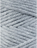 Buy Bobbiny Macrame Cord from Cotton pod UK silver