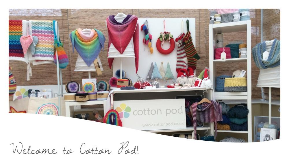 Cotton Pod - Buy DROPS yarns here