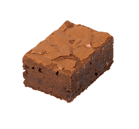 Belgian Chocolate Brownie Square Cake - Cakeforyou