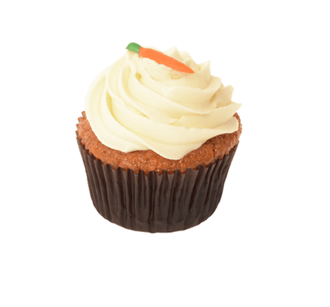 Spiced Carrot Party Cupcake - Cakeforyou