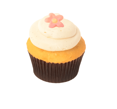 Vanilla Bean Party Cupcake - Cakeforyou