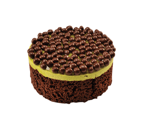 Pistachio Chocolate Crunch Party Mousse - Cakeforyou