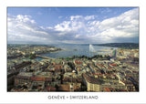10042 - Geneva - View from St. Peter's Cathedral, Switzerland