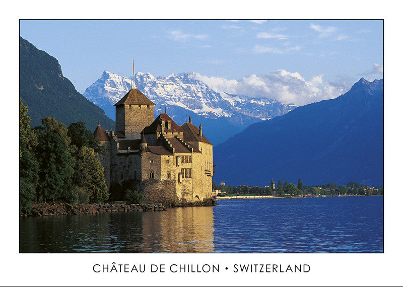 10046 - The castle of Chillon, Switzerland