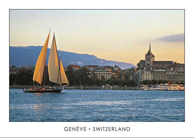 "10118 - Geneva - The ""Neptune"", Switzerland"