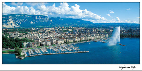 Geneva - Eaux-Vives, Switzerland