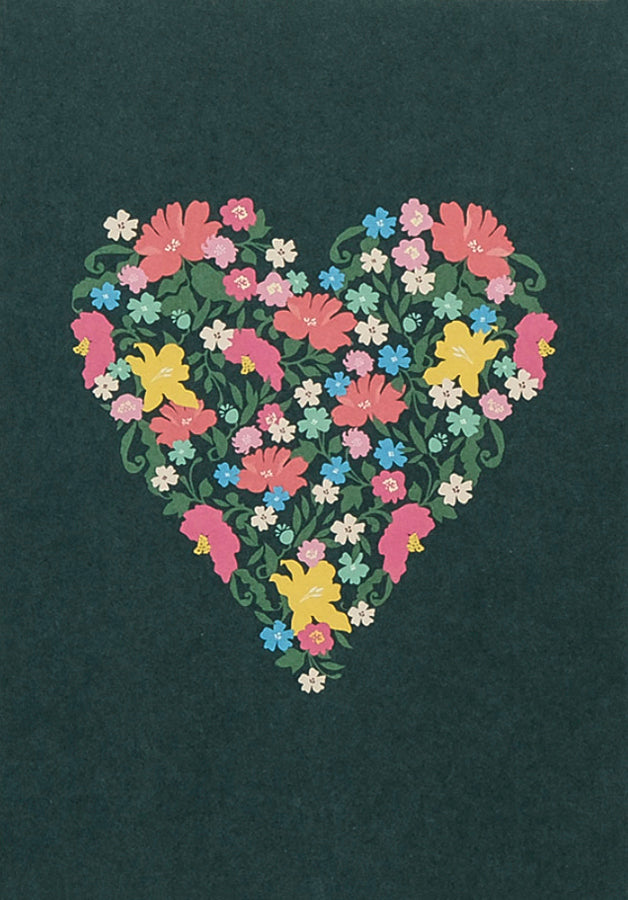 11-1.182 - Floral Heart