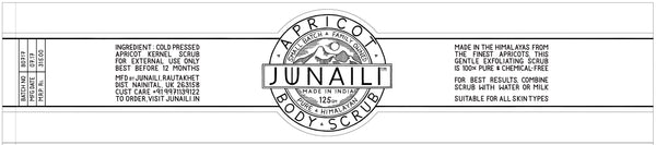 Chemical Free Apricot Body Oil And Body Scrub (Combo Pack) at Qtrove