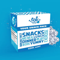 Zero Cholesterol Cool Mint Granola Bars (Pack of 6)