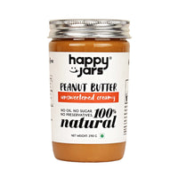 100% All Natural Peanut Butter - Unsweetened Creamy