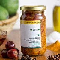 Mango Pickle (100% Natural)