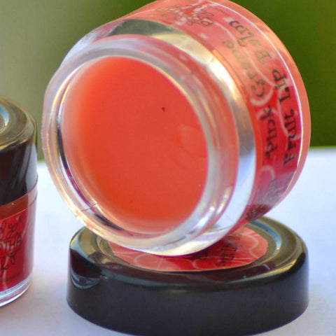 100% Natural Pink Grapefruit Lip Balm