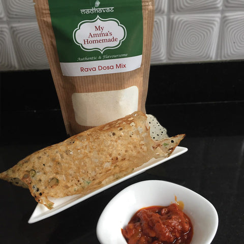 100% Natural Rava Dosa Mix