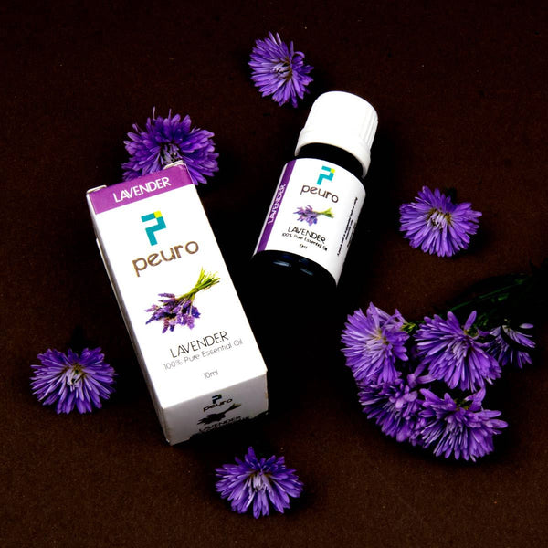 Lavender Essential Oil (100% Pure) at Qtrove ...