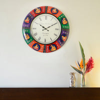 Painting Wall Clock