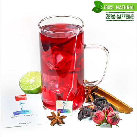 1 Week Trial Weight Loss Slimming Tea | Caffeine Free Herbal Tea | 12 Tea Bags - 24 Cups