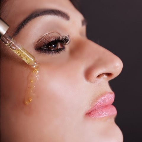 24K Gold Face Elixir (Collagen Booster)