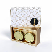 Fudge Gift Box (2 Mini Jar)