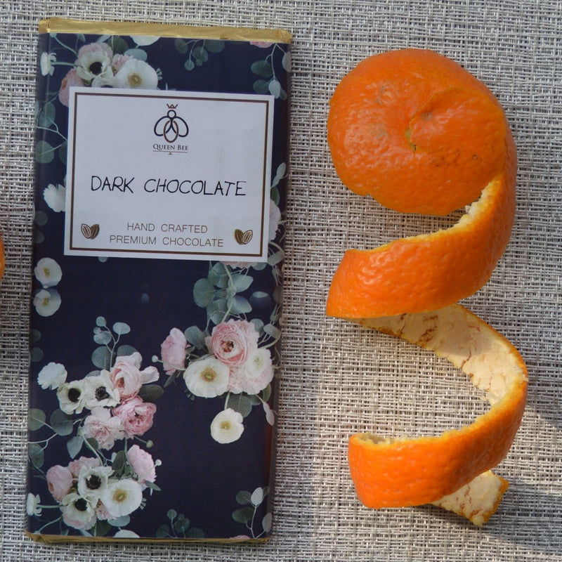45% Blood Orange Premium Dark Chocolate