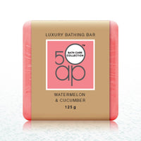 Watermelon & Cucumber Bathing Bar (Pack of 2)