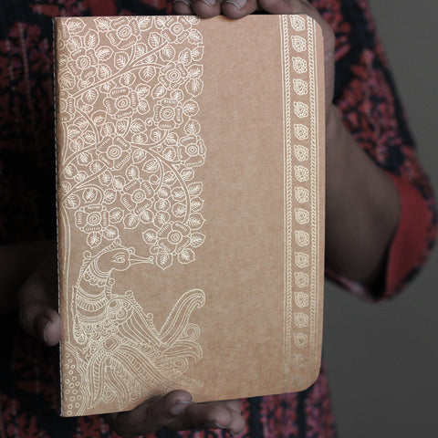 Handbound Cities of India Hyderabad Notebook