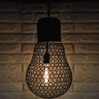 Vintage Light Fixture - Big Bulb