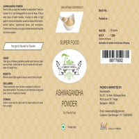 Ashwagandha Powder (100% Natural)