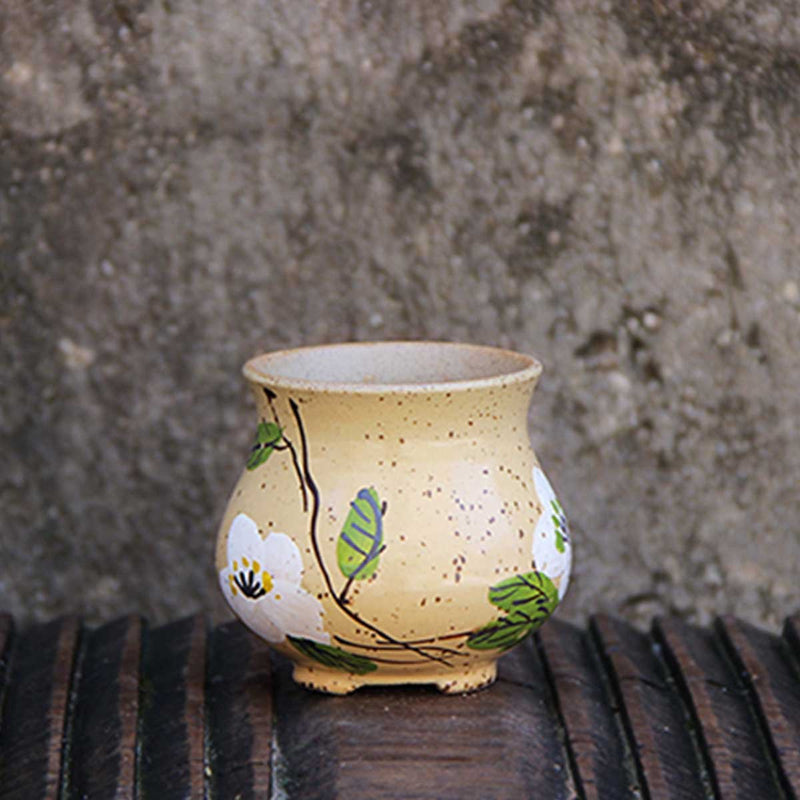 A Peachy Flavour Ceramic Pot