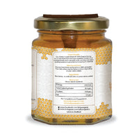 Raw Unprocessed Mustard Honey