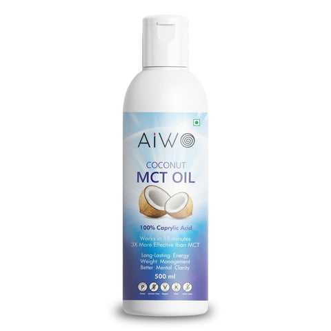 Coconut MCT OIL (Medium Chain Triglycerides)