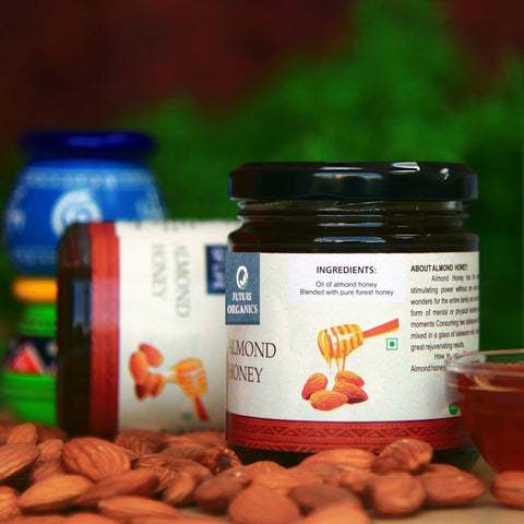 All Natural Almond Honey