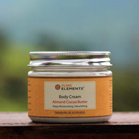 Almond Cocoa Butter Body Cream (Deep Moisturizing & Nourishing)