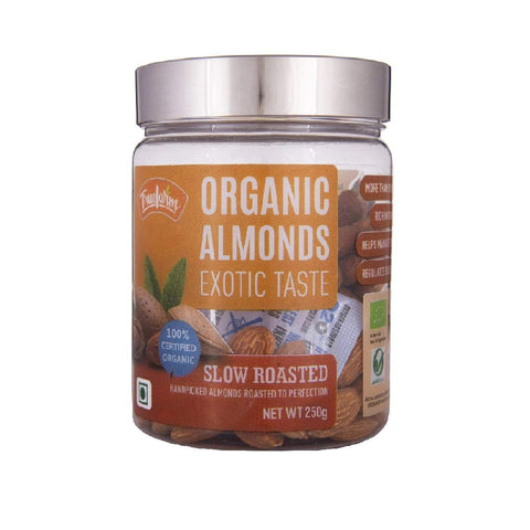 Almonds (Organic) - Roasted