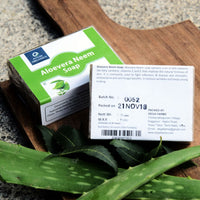 Aloe Vera Neem Soap (Pack of 2)