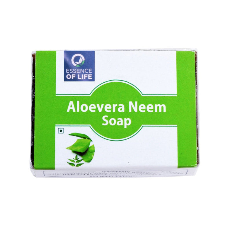 Aloe Vera & Neem Bathing Soap (Pack of 2)