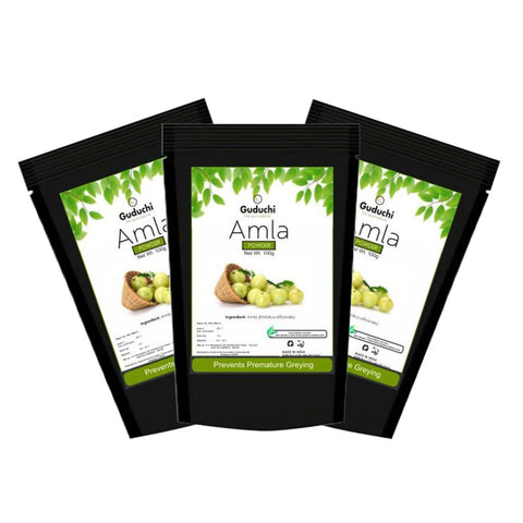 Amla Hair Care Powder (Pack Of 3)