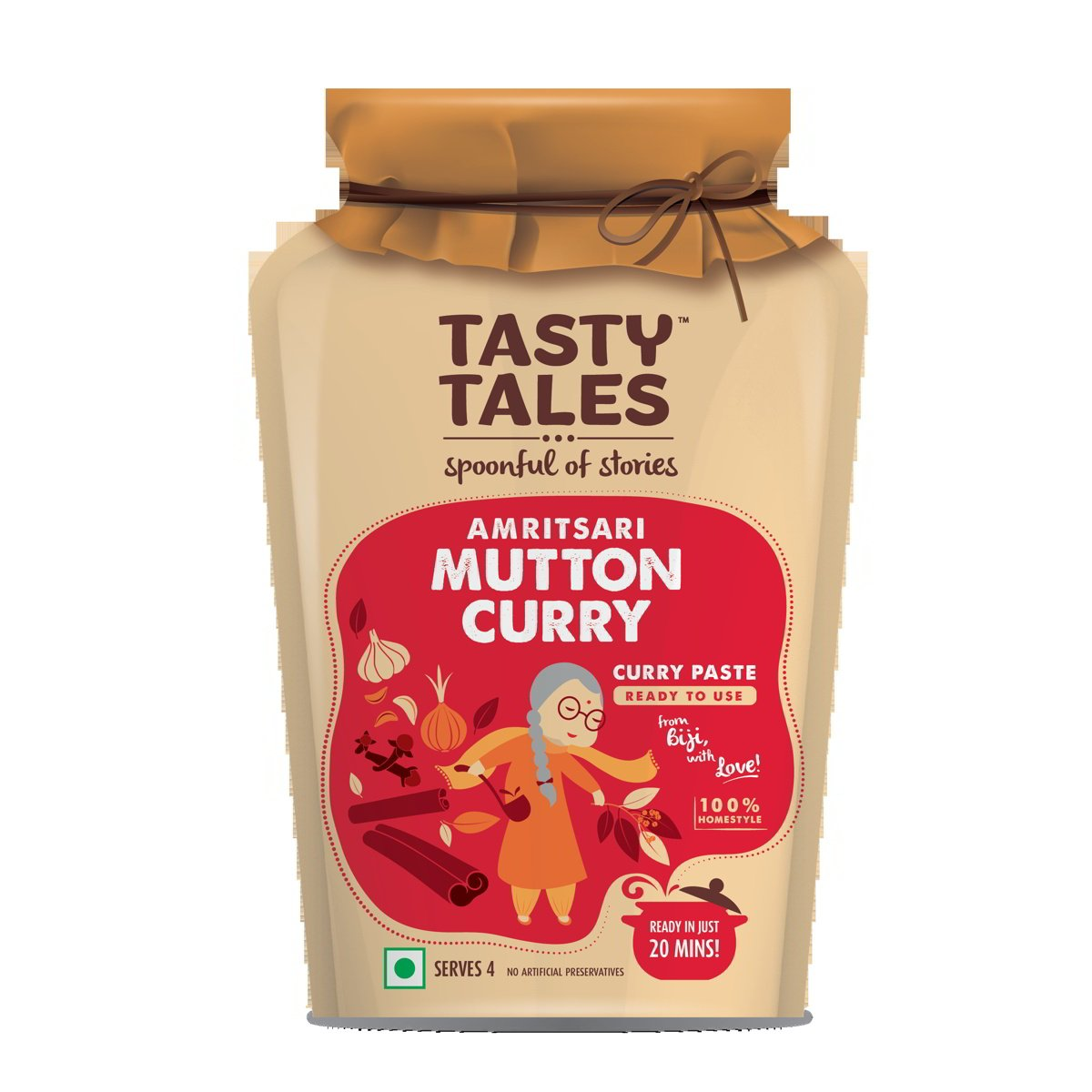 Amritsari Mutton Curry (Pack of 2)