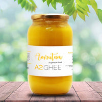 A2 Desi Cow Ghee, 1000 ml