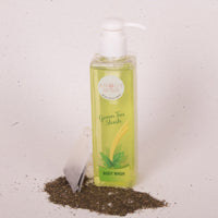 Green Tea Slush Body Wash