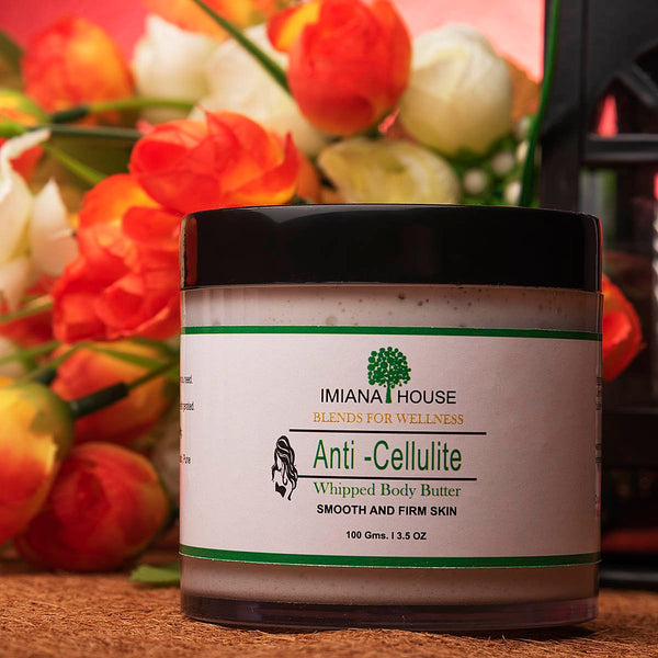Anti-Cellulite Whipped Cinnamon Body Butter at Qtrove