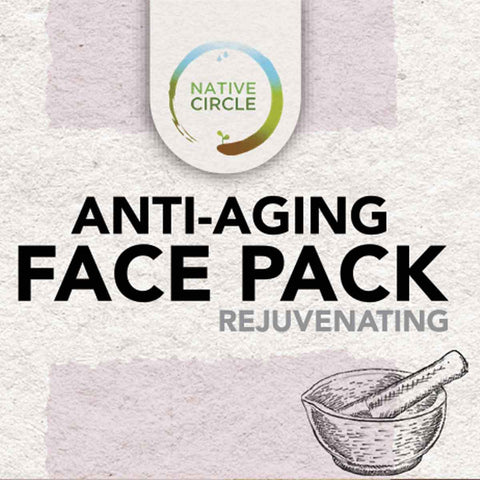 Anti - Aging Face Pack - Rejuvenating