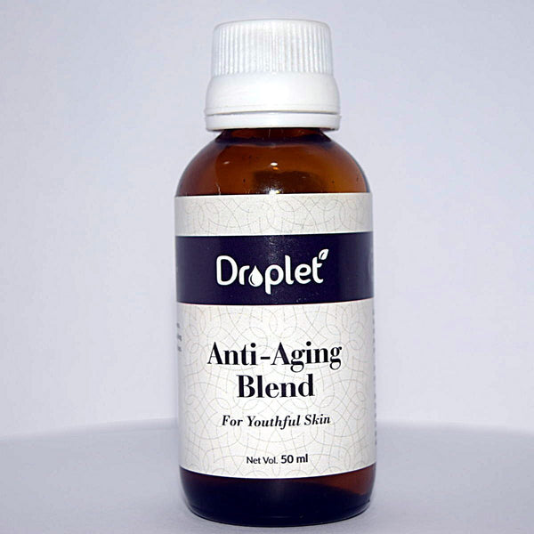 Anti Aging Blend Oil (For Youthful Skin) at Qtrove