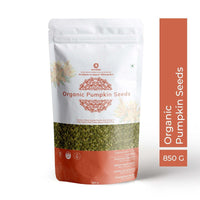 USDA Certified Organic Pumpkin Seeds