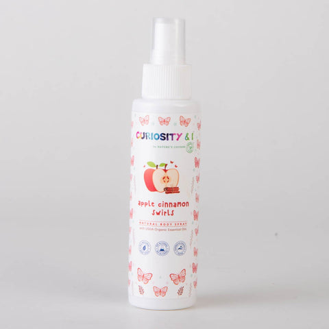 Apple Cinnamon Swirls Body Spray