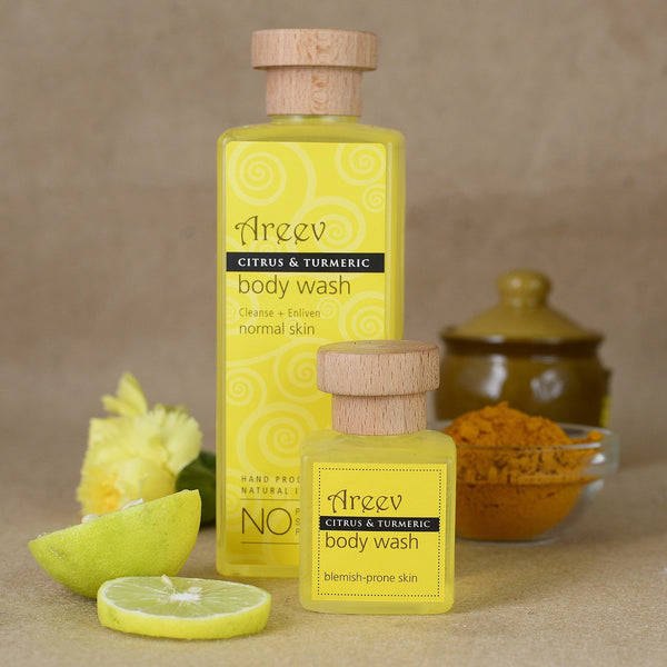 Chemical Free Citrus And Turmeric Body Wash at Qtrove